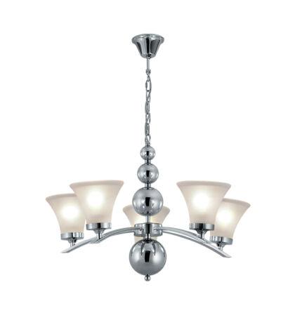 DARA modern csillár lámpatest 5xE27 (ELM)
