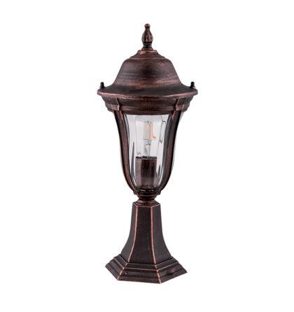 MARK kültéri lámpa állólámpa antik réz 490mm (Elm)