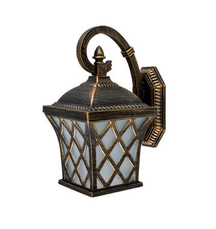 JOSH kültéri fali lámpa falikar antik réz (Elm)
