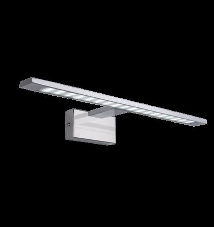 Triton 7,2W LED króm fürdőszobai 576 Lm 4000K természetes fehér IP44 lámpatest