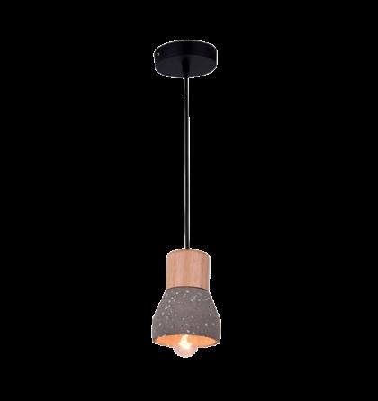 MAJESTIC dekor mennyezeti lámpatest függeszték 1XE27 955MAJESTIC1P