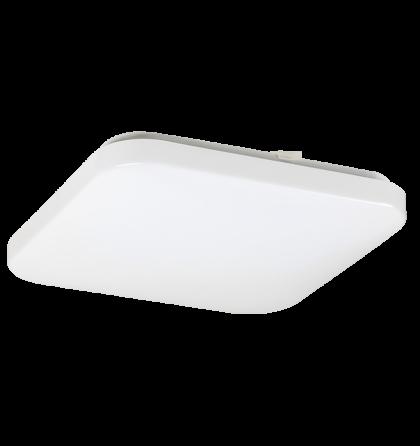 Rob LED 32W 2600 Lm 4000K természetes fehér D40 négyzet alakú mennyezeti lámpatest IP20 Rábalux 2287