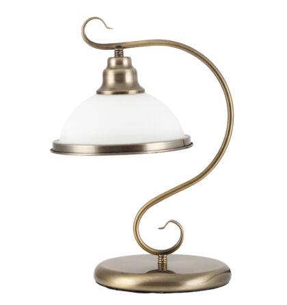 Elisett klasszikus asztali lámpa H39cm Rábalux 2752