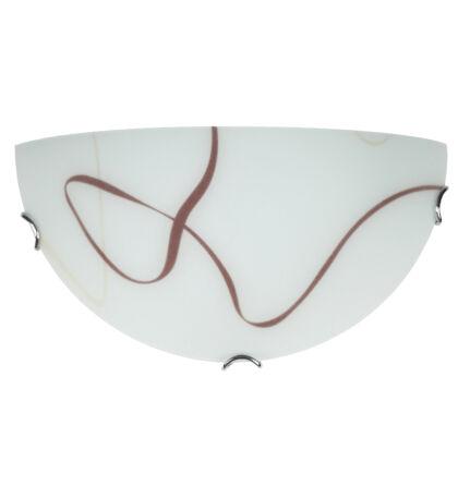 Mirabell fali lámpa D30cm Rábalux 3876 + ajándék izzó
