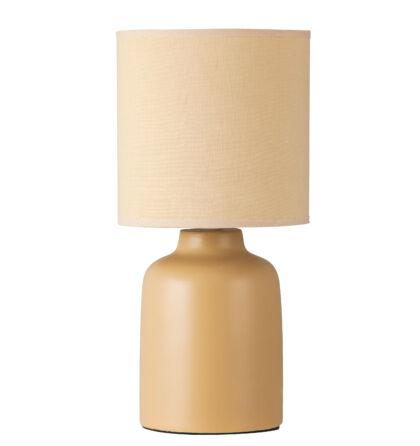 Ida asztali éjjeli lámpatest 1XE14 max 40W Rábalux 4367+ ajándék LED izzó