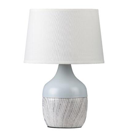 Yvette asztali éjjeli lámpatest 1Xe14 max 40w Rábalux 4371