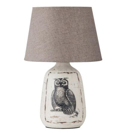 Dora  vintage asztali/éjjeli lámpatest 1XE27 max 40w Rábalux 4373