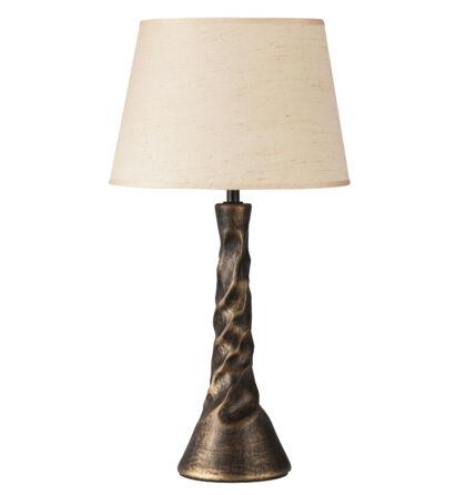 Hattie asztali-éjjeli lámpatest 1XE14 max40w Rábalux 4376 + ajándék LED izzó