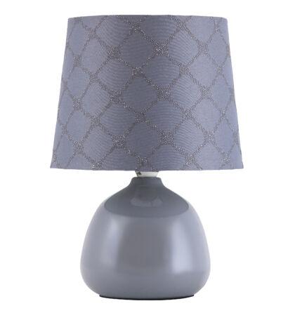 Ellie kerámia asztali E14 max 40W lámpatest Rábalux 4381+ ajándék LED izzó