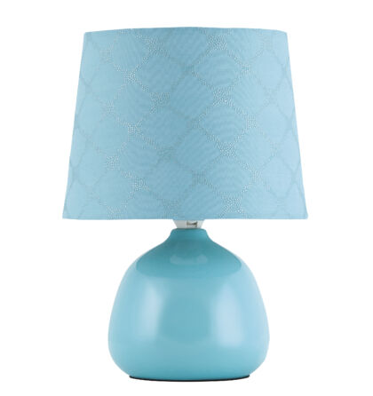 Ellie kerámia asztali E14 max 40W lámpatest Rábalux 4382