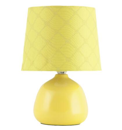 Ellie kerámia asztali E14 max 40W lámpatest Rábalux 4383+ ajándék LED izzó