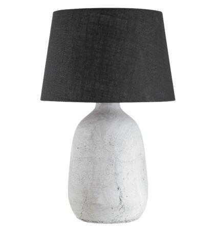 Judith vintage rusztikus asztali lámpatest E27 Rábalux 4389