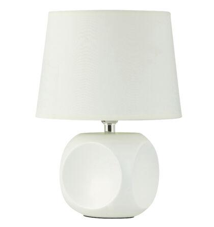 Sienna kerámioa asztali lámpatest E14 Rábalux 4395