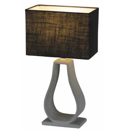 Robert vintage rusztikus asztali lámpatest E27 Rábalux 4483