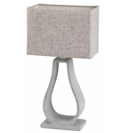 Robert vintage rusztikus asztali lámpatest E27 Rábalux 4484