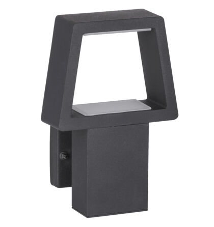 Arizona kültéri fali lámpa LED 10,5W meleg fehér IP44 Rábalux 8667