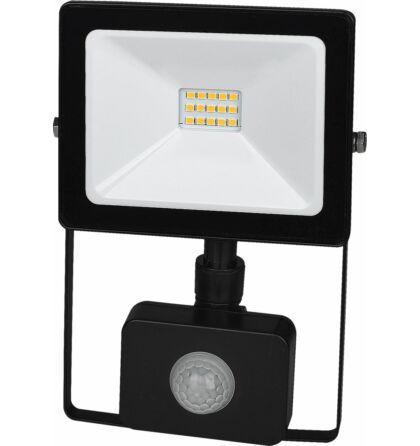Daisy LED SMD Fényvető reflektor 10W mozgásérzékelővel hideg fehér 6000-6500K 900 lm IP44 Greenlux 2 ÉV GARANCIA! GXDS116