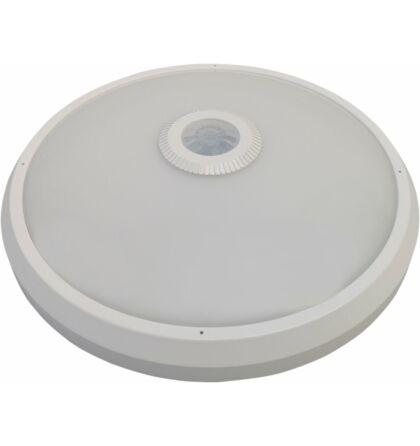 LED Kültéri Mennyezeti lámpatest 20W 1600Lm természetes fehér mozgásérzékelővel szerelve D30 IP54  MANA II Greenlux GXPS013