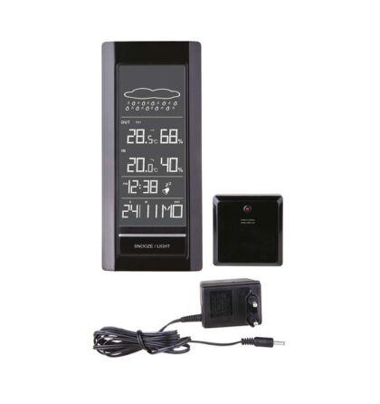 Emos vezeték nélküli LED időjárás állomás E4971