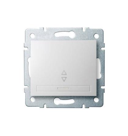 Kanlux DOMO 106 váltókapcsoló keret nélkül fehér 24717