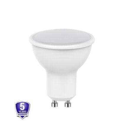 Optonica led lámpa-izzó GU10 5W 2700K meleg fehér 320lm 5 év garancia SP1769