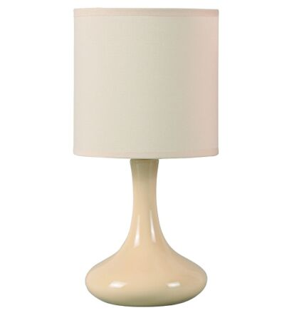 Bombai asztali lámpa kerámai E14 1x foglalattal H31cm Rábalux 4241