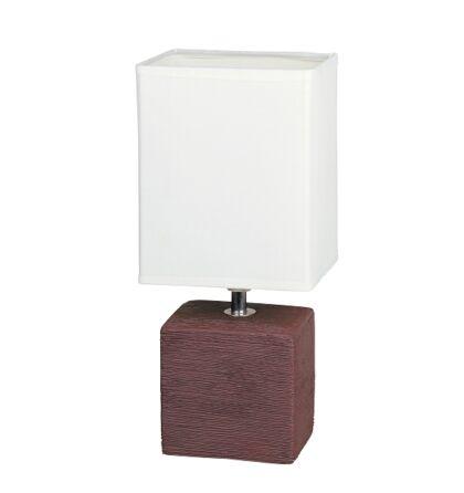 Orlando asztali lámpa kerámia Rábalux 4928