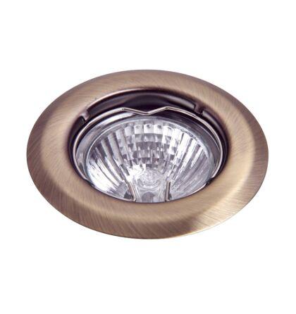 Spot light beépíthető halogén GU10 lámpa 3-as szett Rábalux 1105
