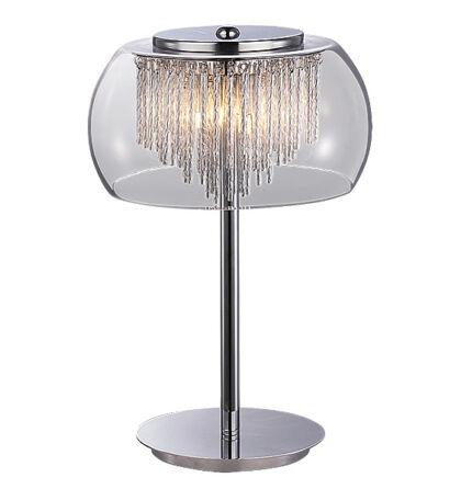 Mona asztali modern kristály lámpatest H45 Rábalux 2822
