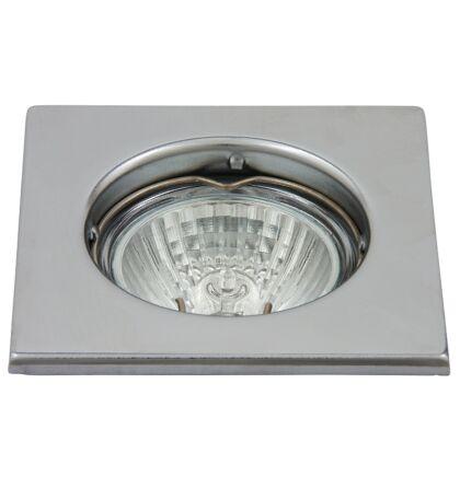 Spot light beépíthető spot lámpa 3-as szett fix négyzet Rábalux 1113