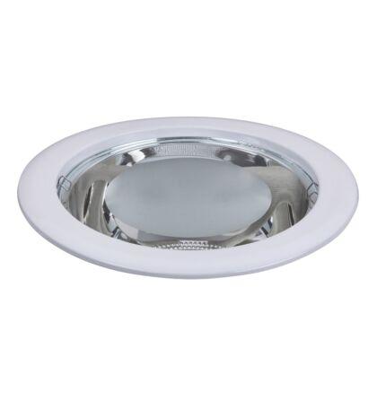 Spot office beépíthető lámpatest  2XE27 fehér Rábalux 1130