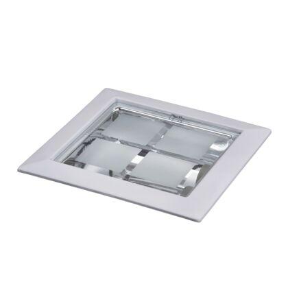 Spot office beépíthető lámpa fehér Rábalux 1131