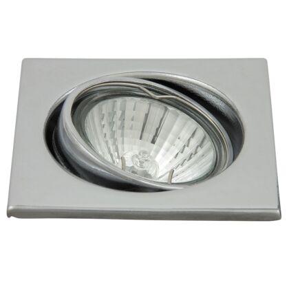 Spot light beépíthető spot lámpa 3-as szett billenthető négyzet Rábalux 1133