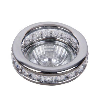 Spot fashion fix spot lámpa akril kristálydíszekkel GU5.3 12V Rábalux 1159