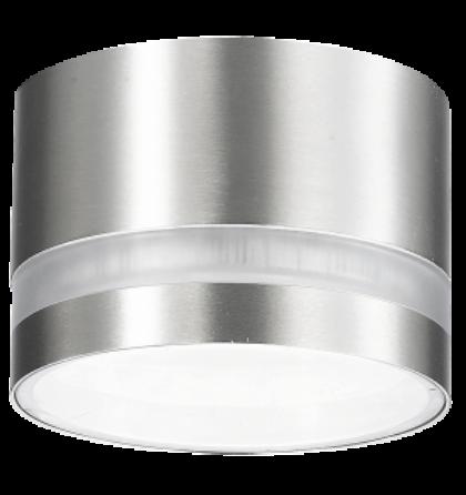 Fargo kültéri fali lámpa Gx53 11W inox rozsdamentes acél Rábalux 8219