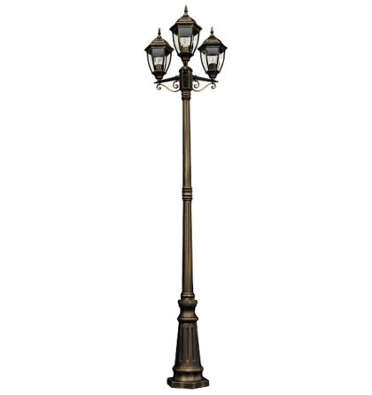 Toronto kültéri 3 ágú álló lámpa E27 Rábalux 8460