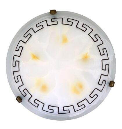 Etrusco mennyezeti lámpa  D40 + ajándék izzó Rábalux