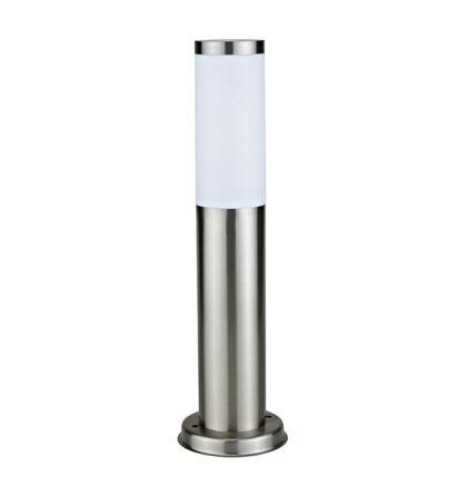 Hanovre kültéri állólámpa inox 65cm (ANCO) + ajándék izzó