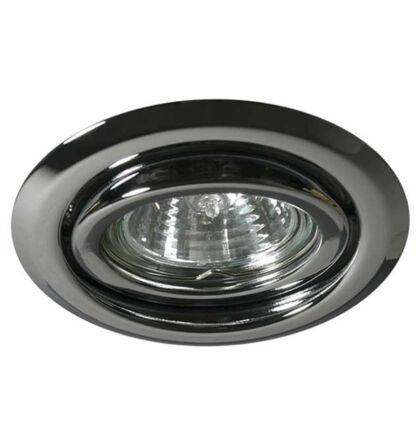 Kanlux álmennyezeti beépíthető spot lámpa billenthető króm lámpatest Argus CT-2115-C