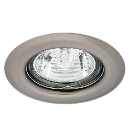 Kanlux álmennyezeti beépíthető spot lámpa matt króm lámpatest Argus CT-2114-C/M