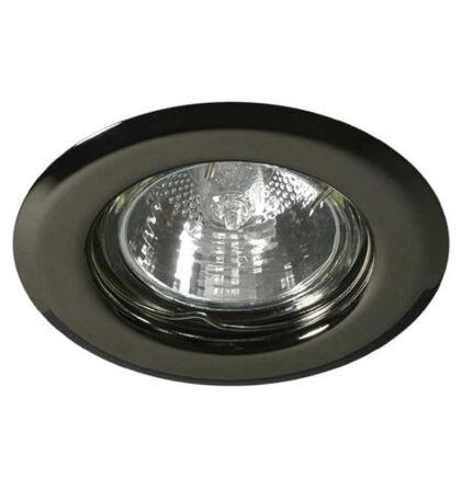 Kanlux álmennyezeti beépíthető spot lámpa grafit lámpatest Argus CT-2114-GM