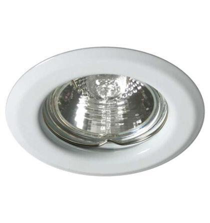 Kanlux álmennyezeti beépíthető spot lámpa fehér lámpatest Argus CT-2114-W