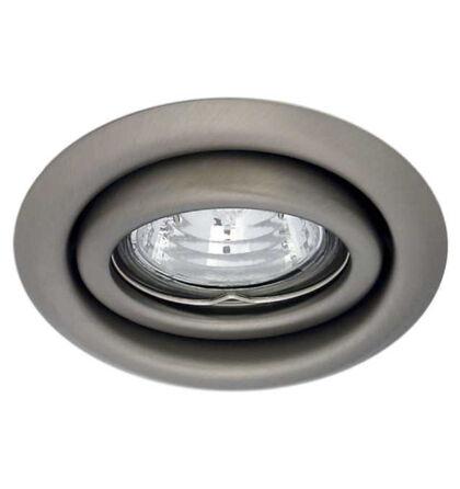 Kanlux álmennyezeti beépíthető spot lámpa billenthető matt króm lámpatest Argus CT-2115-C/M