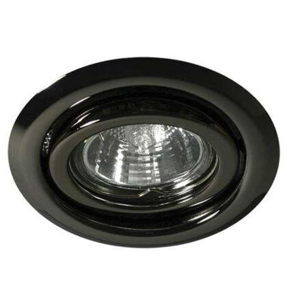 Kanlux álmennyezeti beépíthető spot lámpa billenthető grafit lámpatest Argus CT-2115-GM