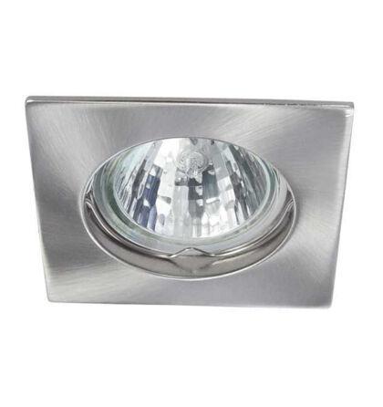 Kanlux álmennyezeti beépíthető spot lámpa matt króm-szatén nikkel lámpatest Navi CTX-DS10-SN