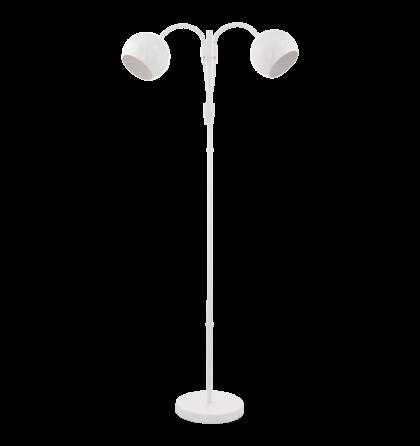 Eglo led-es állólámpa GU10 2x3,3W fehér Petto 1 94249