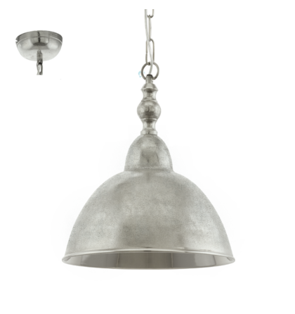 Eglo EASINGTON Vintage fém lámpatest E27 49178