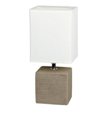 Orlando asztali lámpa kerámia Rábalux 4930
