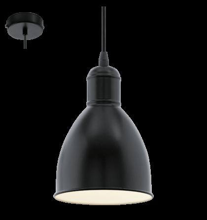 Eglo Priddy mennyezeti vintage lámpatest  49464