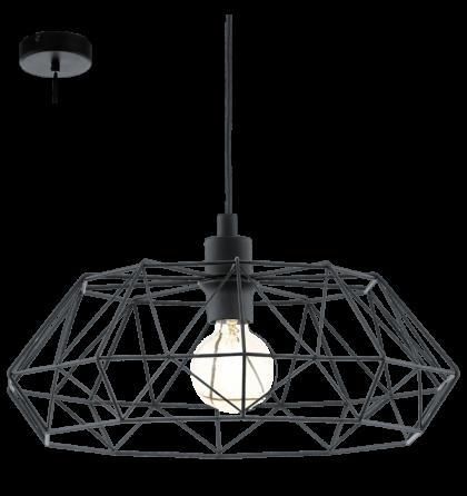 Eglo Carlton2  vintage lámpatest  49487